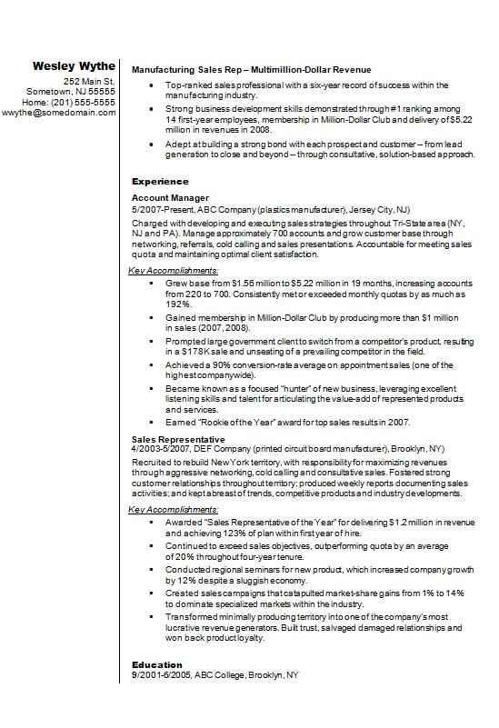 Dummy Resume Download