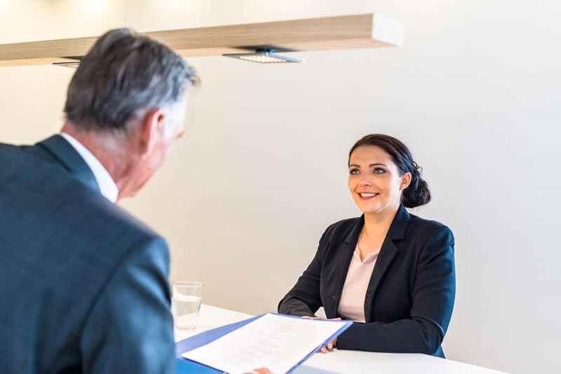 How to make a CV - job interview