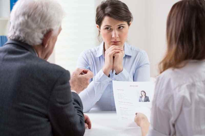 Be ready for difficult interview questions