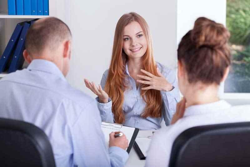 Job interview - personal statement