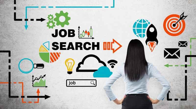 Job vacancies search