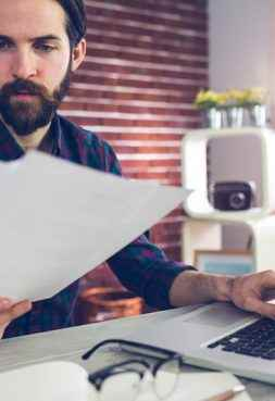 CV template layout tricks