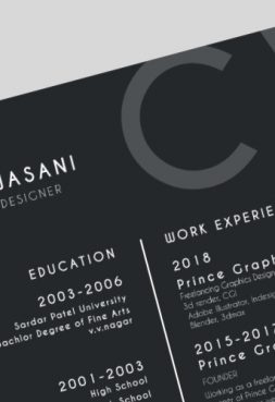 10 one-page CV templates for 2018