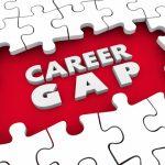 Gap on CV