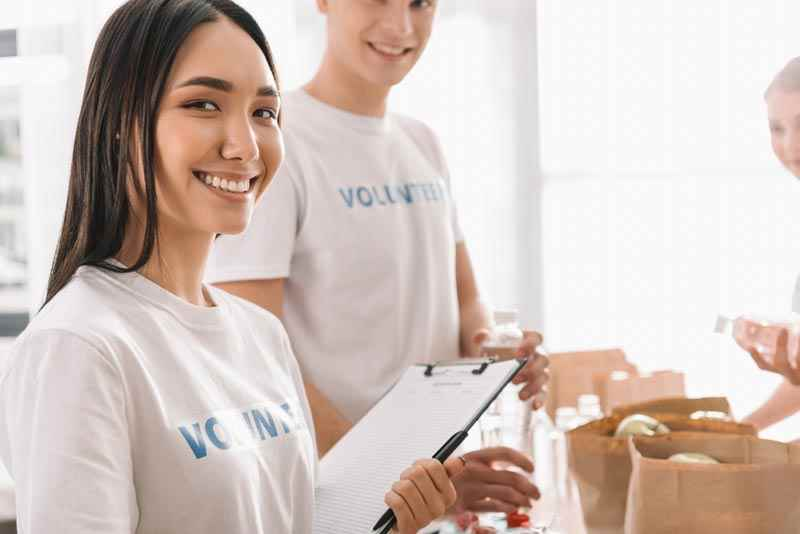 Voluntary work experience