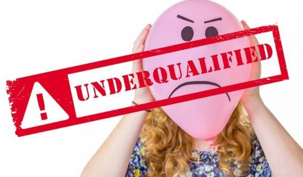 Underqualified