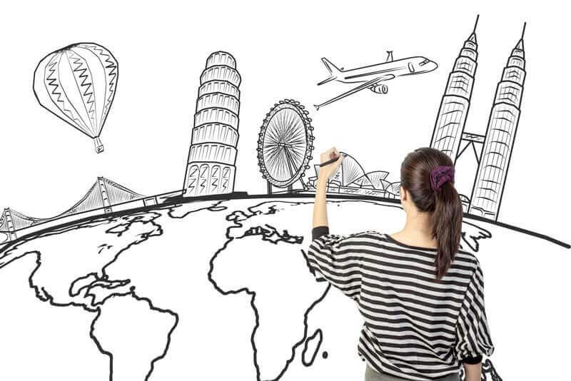 Travelling gap year