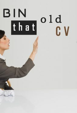 Here's how to tell when you need a new CV
