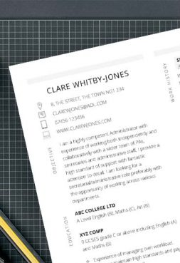 3 reasons why your CV is failing you – and how to fix it